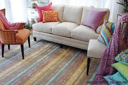 suelos textiles