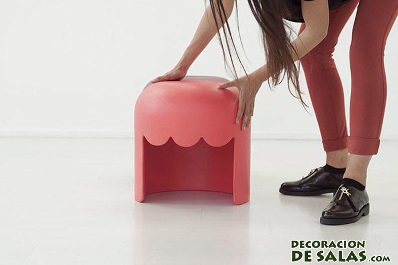 taburete Playmobil