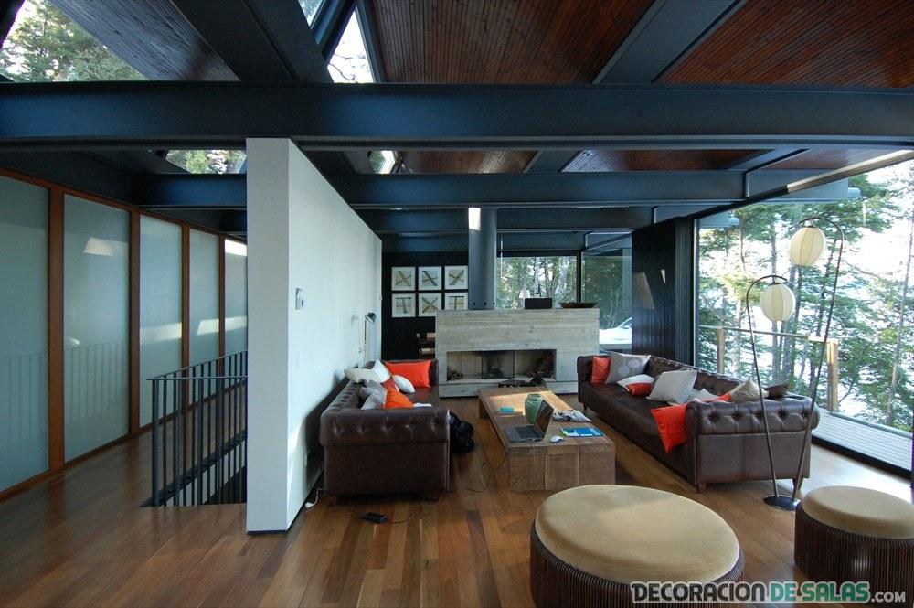 techos de madera por Matías Klotz