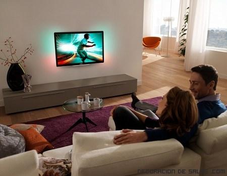 ideas para colocar tu televisor