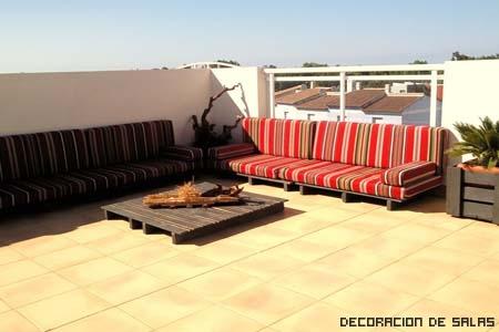 terraza sofas