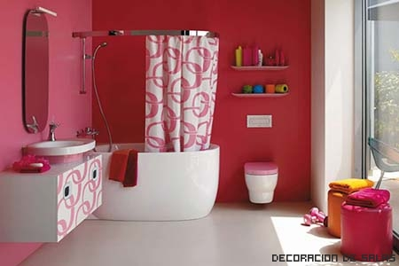 todo rosa