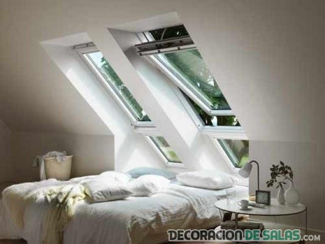 ventanas velux para dormitorios
