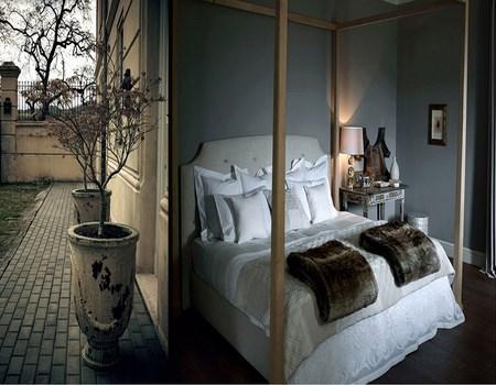 dormitorios modernos para otoño