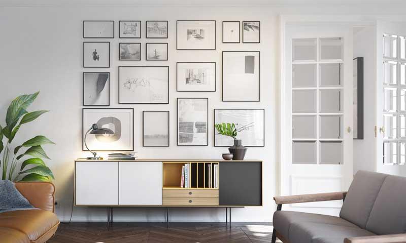 ¿Cómo decorar con cuadros en casa?
