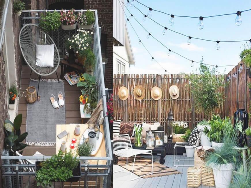 Lo que no puede faltar en la decoración de tu terraza
