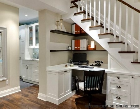 Sácale partido a tus escaleras