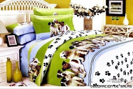 Dormitorios que crecen