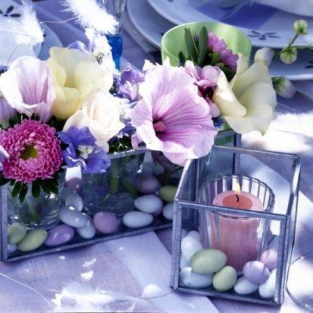 centro de mesa amazon flores