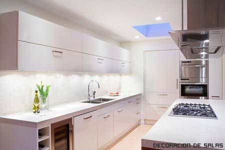 Consejos para una cocina pequeña (II)