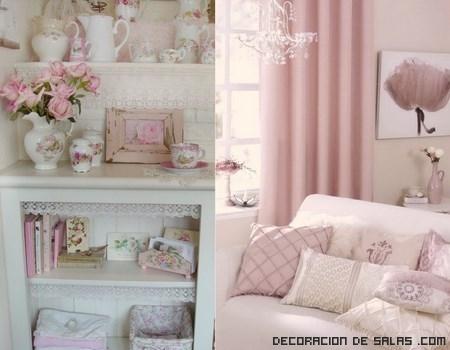 Decora tu casa con toques románticos