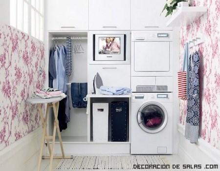Decora el cuarto de lavado