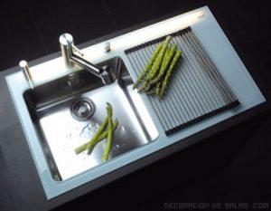 Ideas para cuidar el fregadero