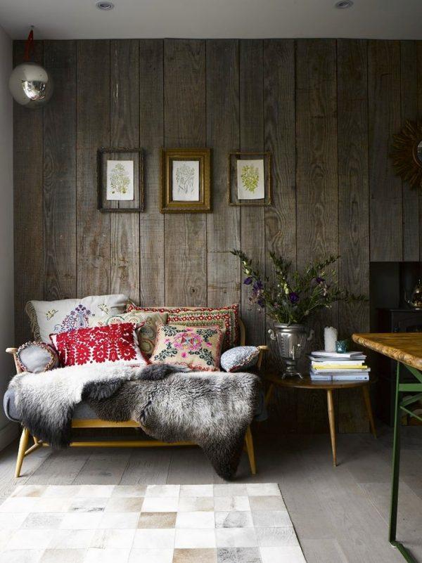 ¿Cómo crear decoración con textura en el interior de un hogar?