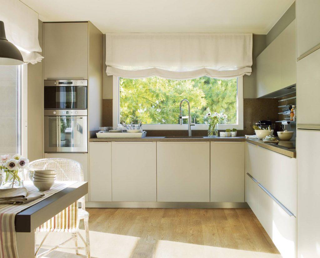 Decoración moderna ideal para tu cocina