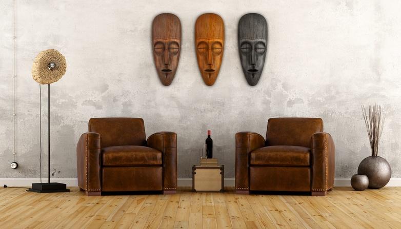 ¿Cómo crear una decoración africana?