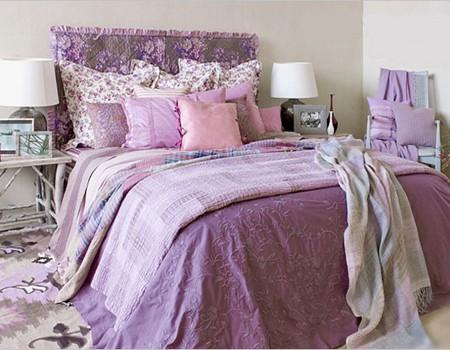 Almohadones para tu cama de matrimonio