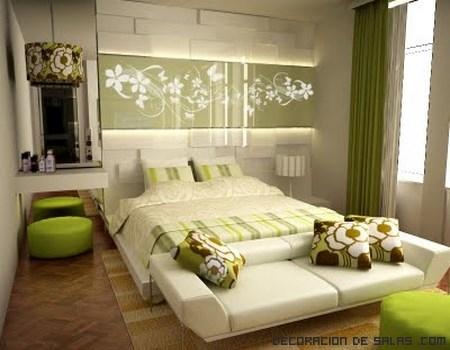 Ideas para decorar habitaciones de invitados