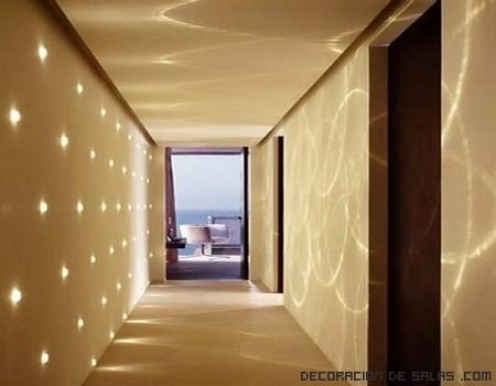 Ideas para decorar un pasillo largo y estrecho