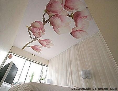 Ideas para decorar techos