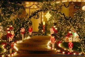 Navidad en el exterior