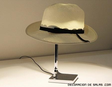 Lámpara Chapeau
