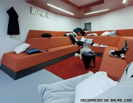 Nuevos diseños en las oficinas Google