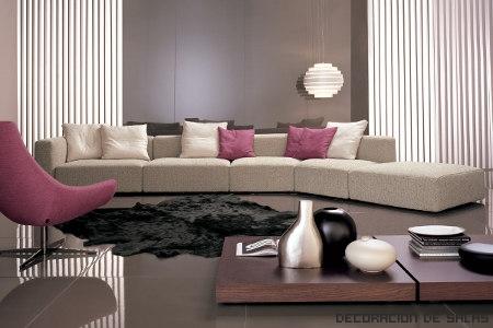 Elegir el Sofá para el Salon