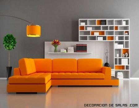 Un sofá para cada estilo de salón