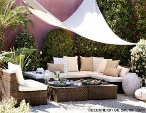 Dale un toque Chill-Out a tu terraza