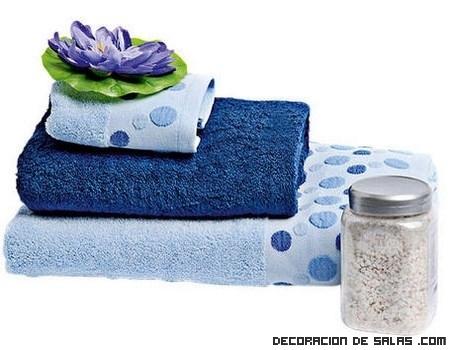 Cuidados básicos de las toallas