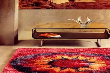 Tipos de alfombras