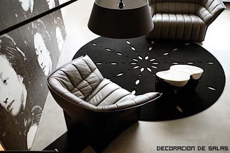 Una alfombra para cada estancia