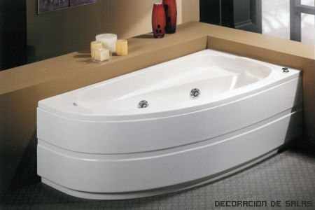 Elige una buena bañera
