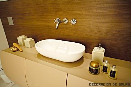 Baño funcional y bonito