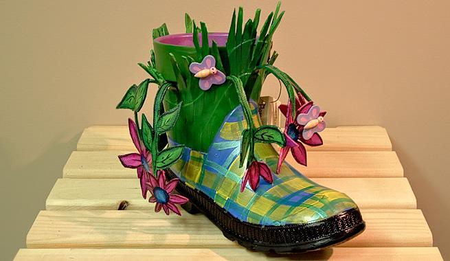 reciclar bota de agua