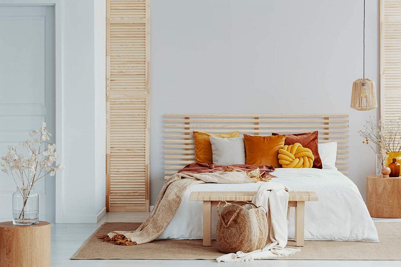 Los mejores cabeceros de cama para descansar con estilo