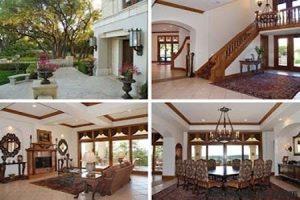 La casa de Matthew McConaughey en Texas