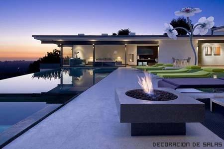 La nueva casa de Matthew Perry