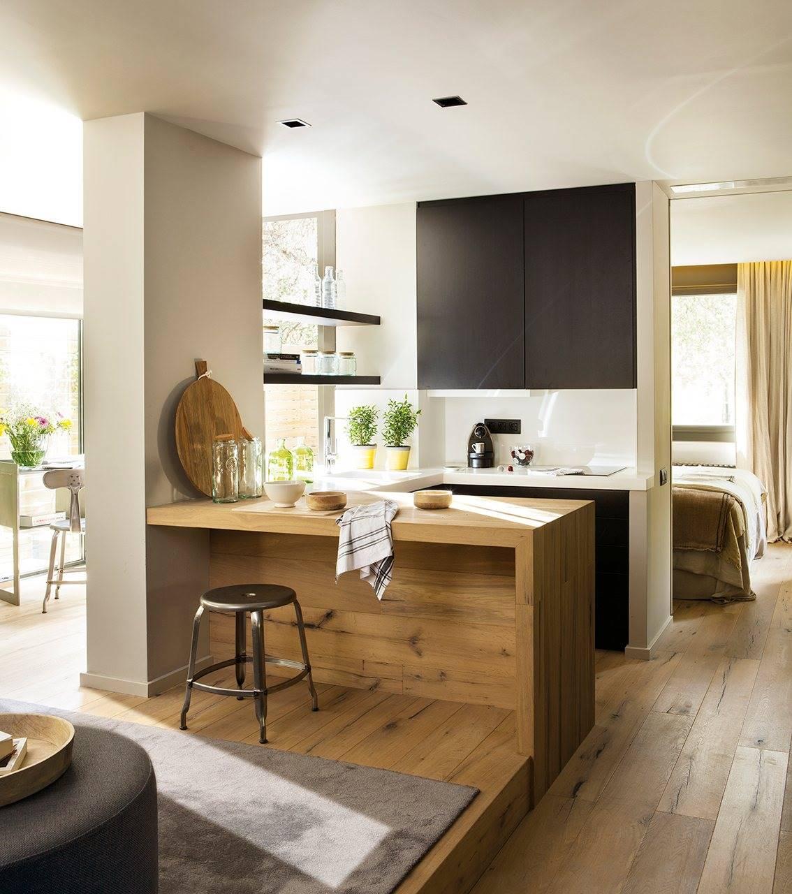 34 ideas de cocinas modernas 2019