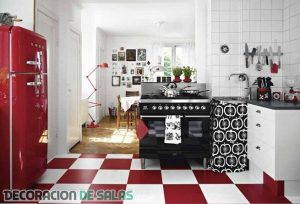 Decoración años 50 para tu hogar