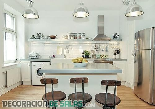 5 consejos para que tu cocina se vea más grande