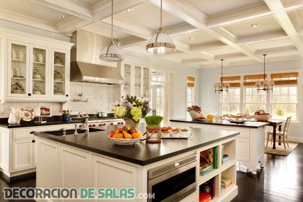 Los mejores consejos para una buena iluminación de cocinas