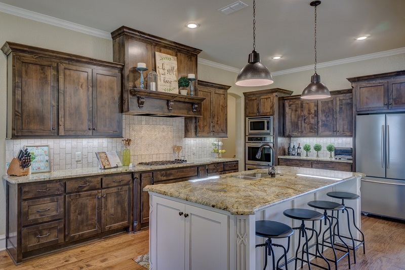 Ventajas de tener granito en la encimera de la cocina