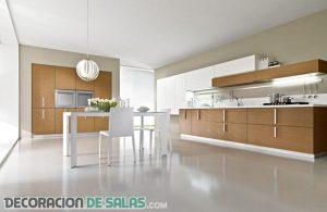 Muebles de estilo minimalista para una decoración sencilla