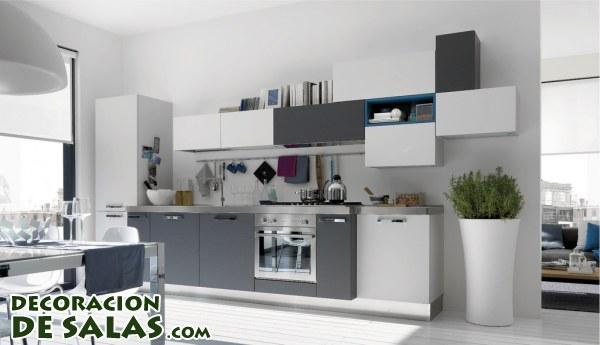El color gris en tu decoración de interiores