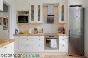 Ideas para decorar las cocinas de estilo escandinavo