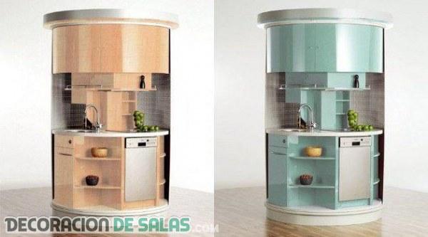 Cocinas circulares