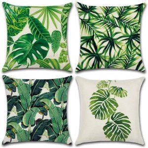 cojines originales para sofás de naturaleza