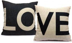 cojines originales para sofás love